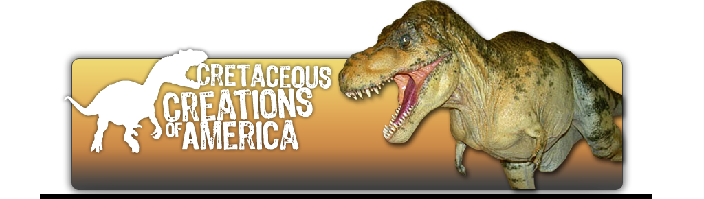 Cretaceous Creations of America